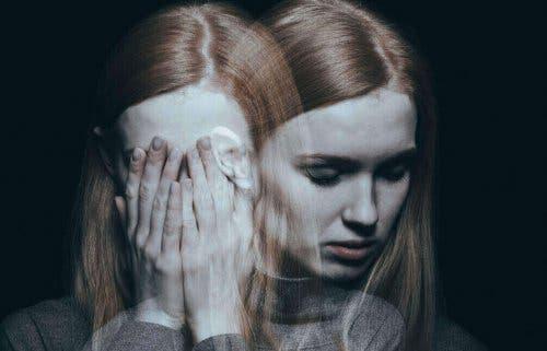 Γυναίκα σε απελπισία