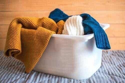 Οι καλύτερες συμβουλές για να πλύνετε τα μάλλινα ρούχα