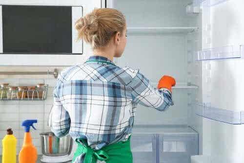 Πώς να απολυμάνετε το ψυγείο οικονομικά και οικολογικά