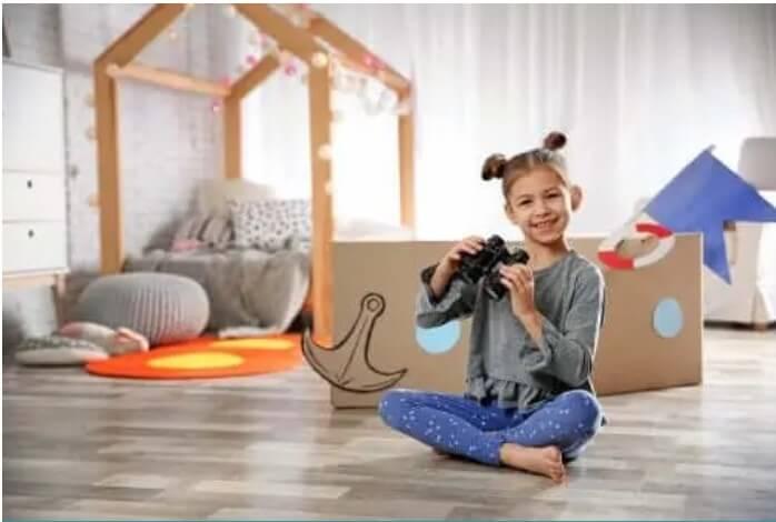 Πώς να επιπλώσετε ένα παιδικό υπνοδωμάτιο