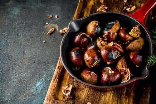 Συνταγές με κάστανα: Τέσσερα πιάτα που θα λατρέψετε