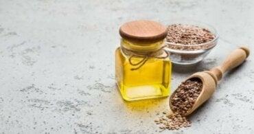 Πέντε φυτικές πηγές των λιπαρών οξέων ωμέγα-3