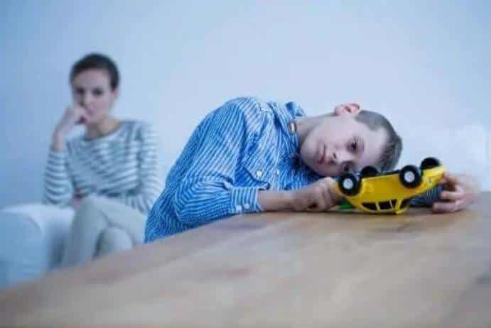 Ψυχικές ασθένειες στα παιδιά και τα συμπτώματά τους