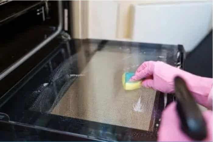 Πώς να καθαρίσετε το φούρνο σας: 5 συμβουλές