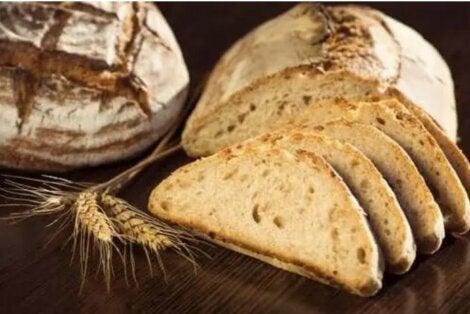 ψωμί σε φέτες