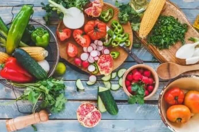 Όσπρια και λαχανικά