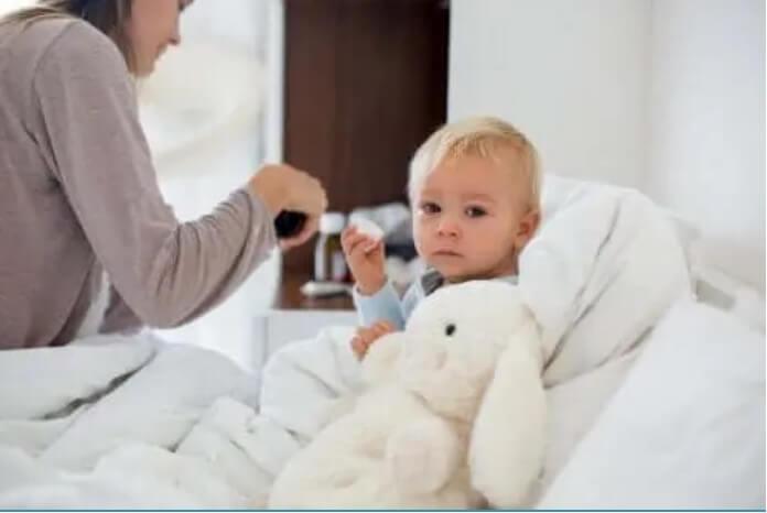 Υποθερμία στα παιδιά: Τι πρέπει να κάνετε
