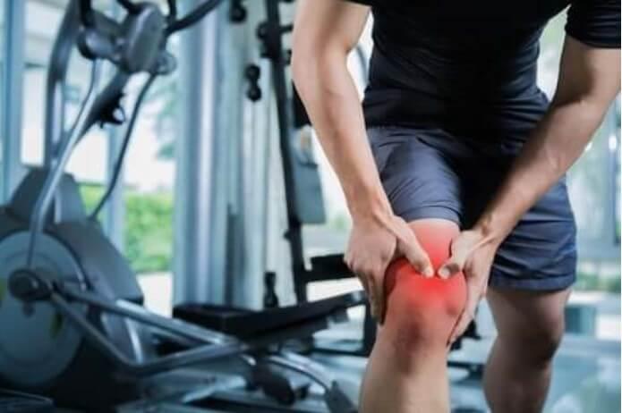 Πόνο σε γόνατο