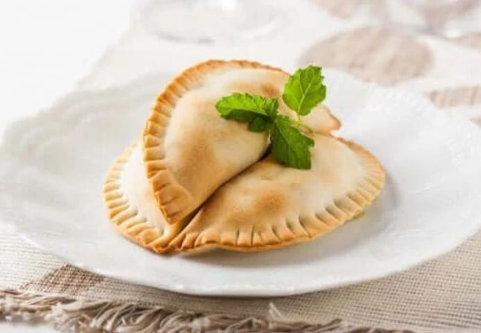 Χορτοφαγικά εμπανάδας: Δύο φανταστικές συνταγές