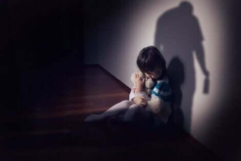 Φοβισμένο παιδί