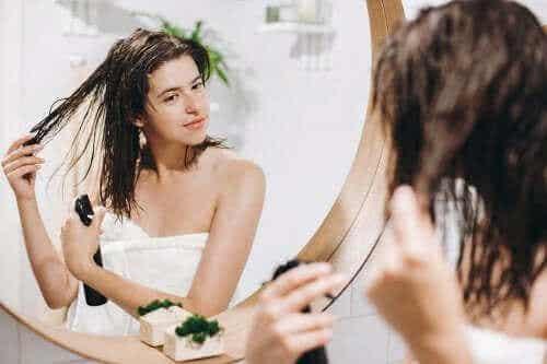 Καρότα και καρύδα για την ανάπτυξη των μαλλιών