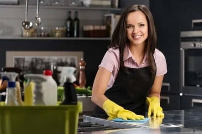 Καθαριστικό για λίπη στην κουζίνα