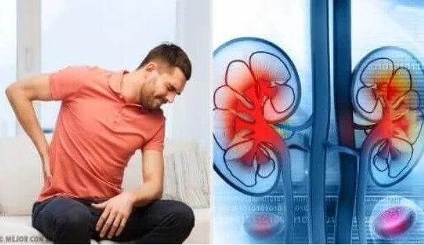 Νεφρά και πόνος στη μέση