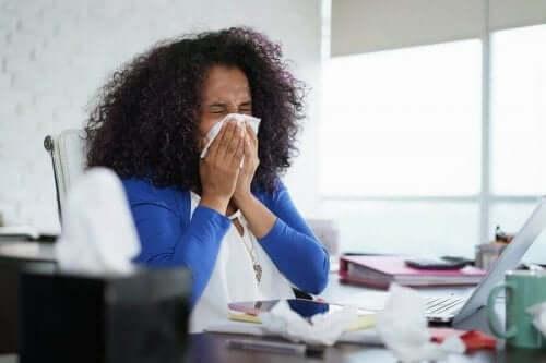 Γνωρίστε πώς αναπτύχθηκαν οι αλλεργίες