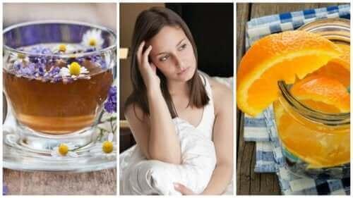 Πέντε θεραπείες για να καλμάρετε τα νεύρα σας και να κοιμηθείτε καλά