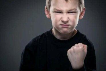 Εναντιωματική προκλητική διαταραχή στα παιδιά