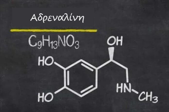 τύπος αδρεναλίνης