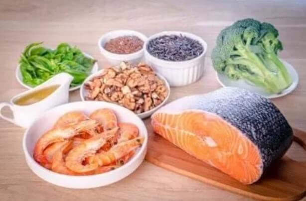 τροφές πλούσιες σε ωμέγα3
