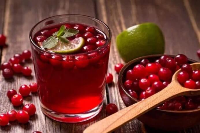 Χυμός κράνμπερι για τη διάμεση κυστίτιδα