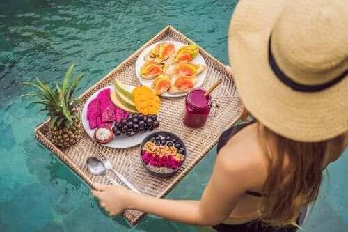 Διατηρήστε το βάρος σας με αυτές τις διατροφικές συνήθειες