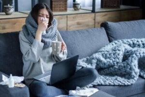 Γιατί η γρίπη εξαπλώνεται περισσότερο τον χειμώνα