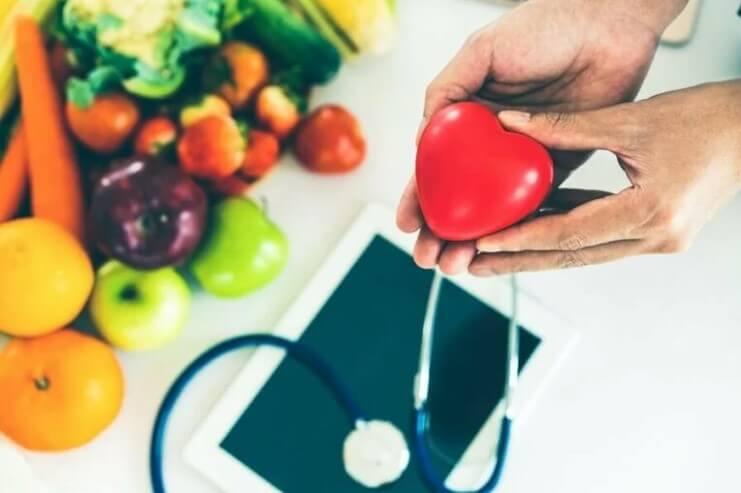 καρδιά και λαχανικα