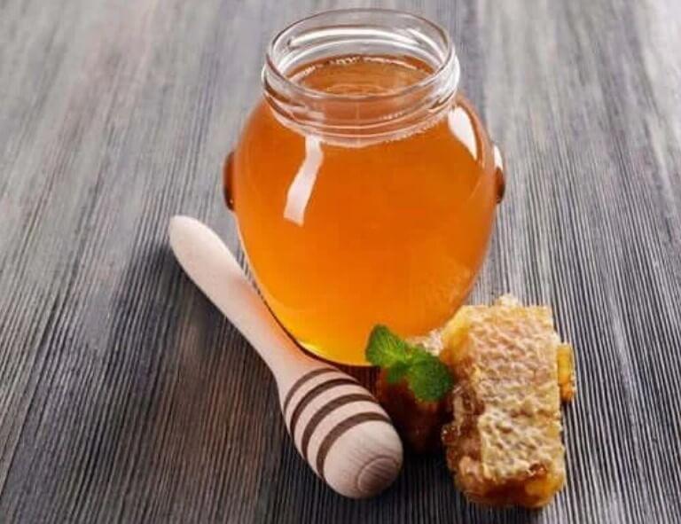 δοχείο με μέλι