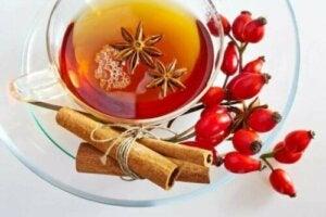 Τσάι κυνόροδο: Ποια τα οφέλη και οι προφυλάξεις