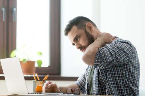 10 πιθανές αιτίες πρόκλησης πόνου στο σώμα