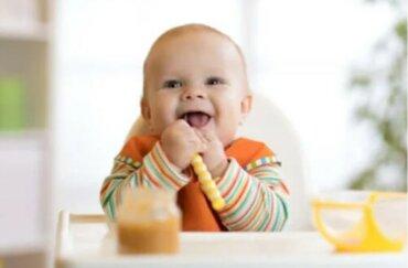 Απογαλακτισμός του μωρού: Πώς να εισάγετε το φαγητό