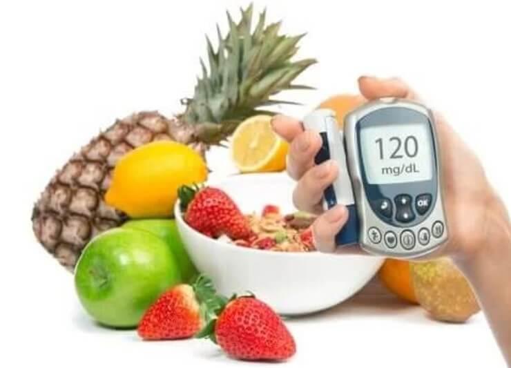 φρούτα για διαβήτη