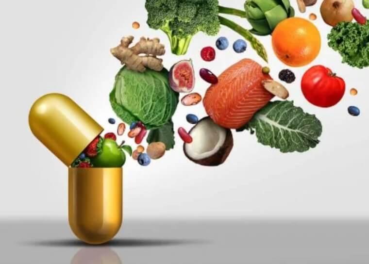 πηγές βιταμινών