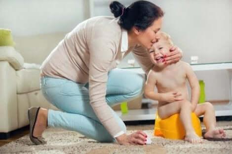 Υπερδραστήρια κύστη στα παιδιά