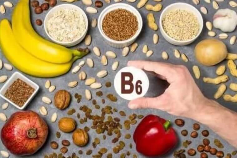 Βιταμίνη Β6 βιταμίνες που διαλύονται στο νερό
