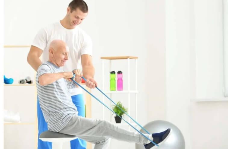 ασκήσεις για ηλικιωμένους