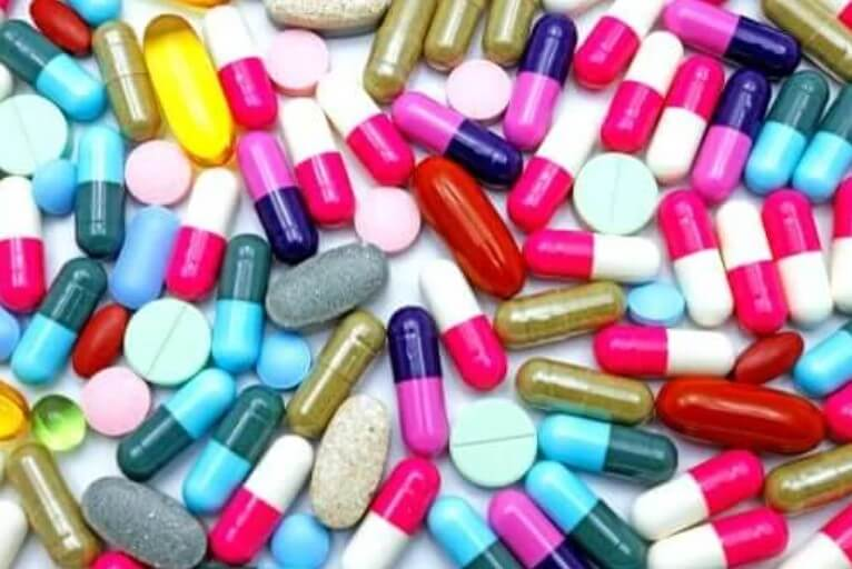 διάφορα χάπια