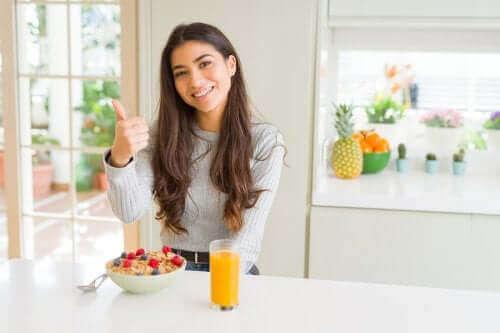 Ένα πλήρες πρωινό: Ποιες τροφές να συμπεριλάβετε