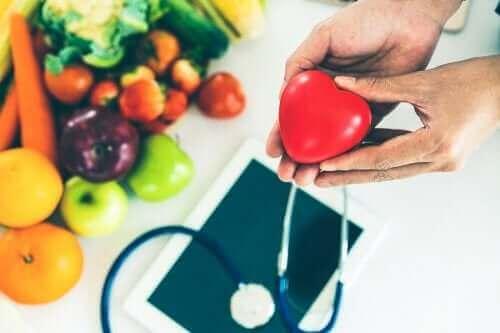 Μέταλλα στα φαγητά για την υγεία του καρδιαγγειακού