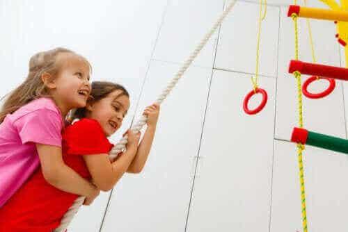 Ασκήσεις Crossfit για παιδιά: Ανακαλύψτε τα οφέλη τους