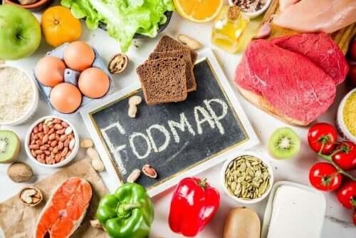 Διάφορες τροφές για τη δίαιτα FODMAP