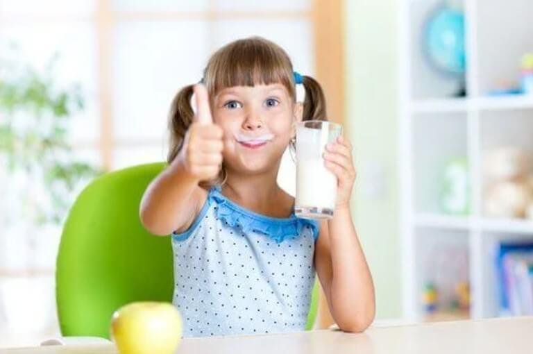 γάλα για παιδιά