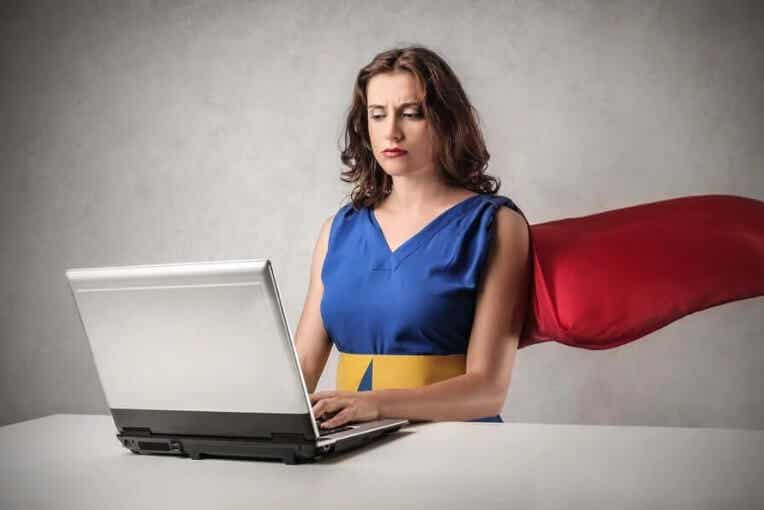 Το σύνδρομο της σούπερ γυναίκας: Πώς να το αντιμετωπίσετε