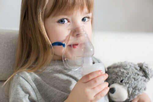 Παιδικό άσθμα: Οι αιτίες και η διάγνωση