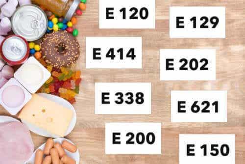 Μάθετε τα πρόσθετα τροφίμων που υπάρχουν