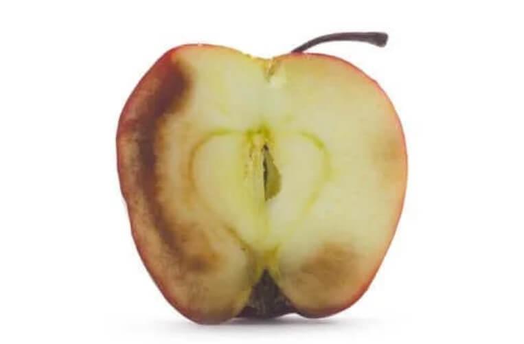 Κατανάλωση οξειδωμένων φρούτων: Ποιες είναι οι συνέπειες