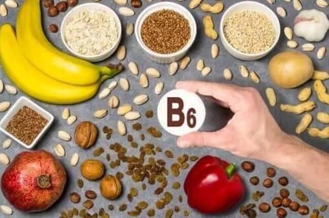 τρόφιμα με βιταμίνη β6