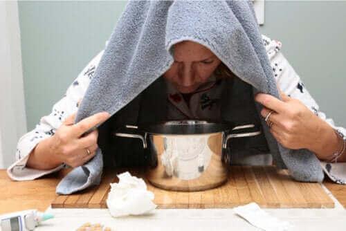 Αιθέριο έλαιο ρίγανης για την ανακούφιση από το κρυολόγημα