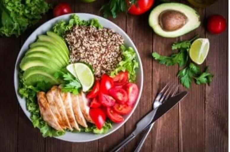διατροφή με λαχανικά