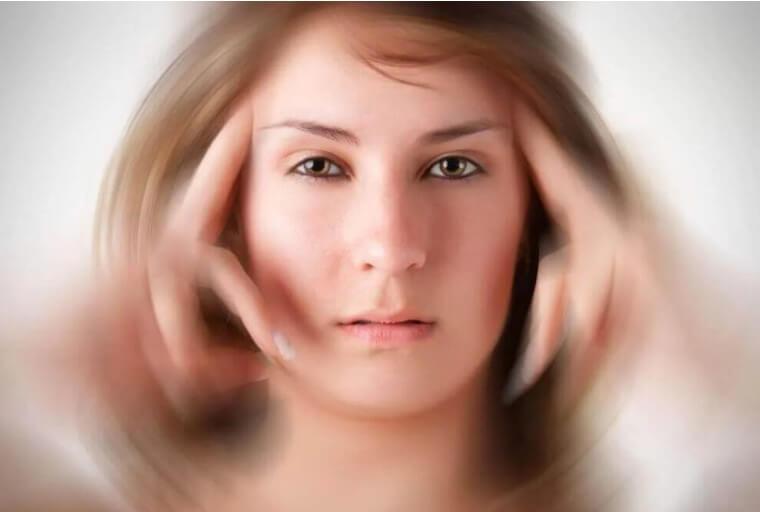 ίλιγγος σε γυναίκα