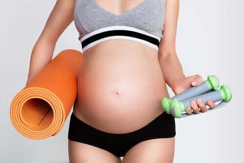 Γυμναστική στην εγκυμοσύνη: Τι να λάβετε υπόψιν